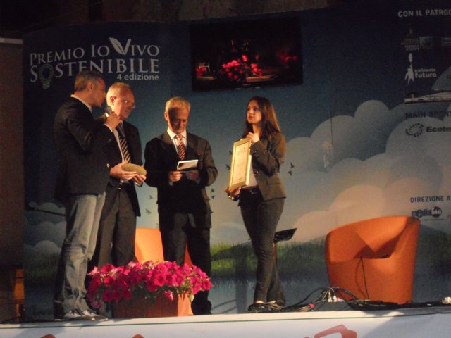 eproinn award io vivo sostenibile 2011