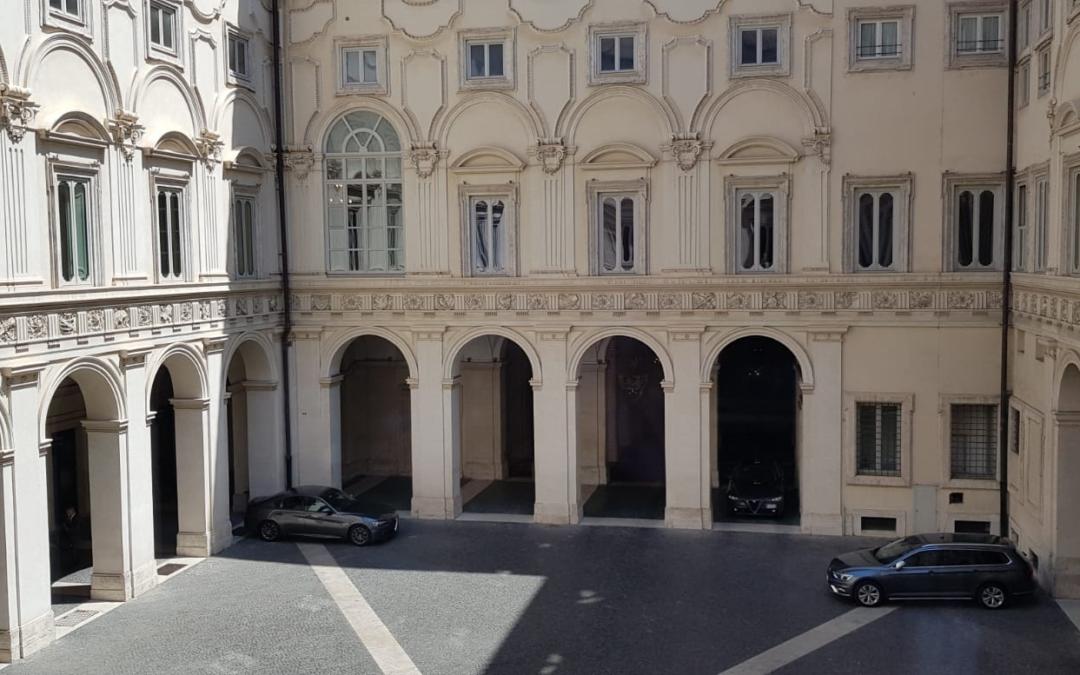 """eProInn alla cabina di regia """" Benessere Italia"""" – Palazzo Chigi"""